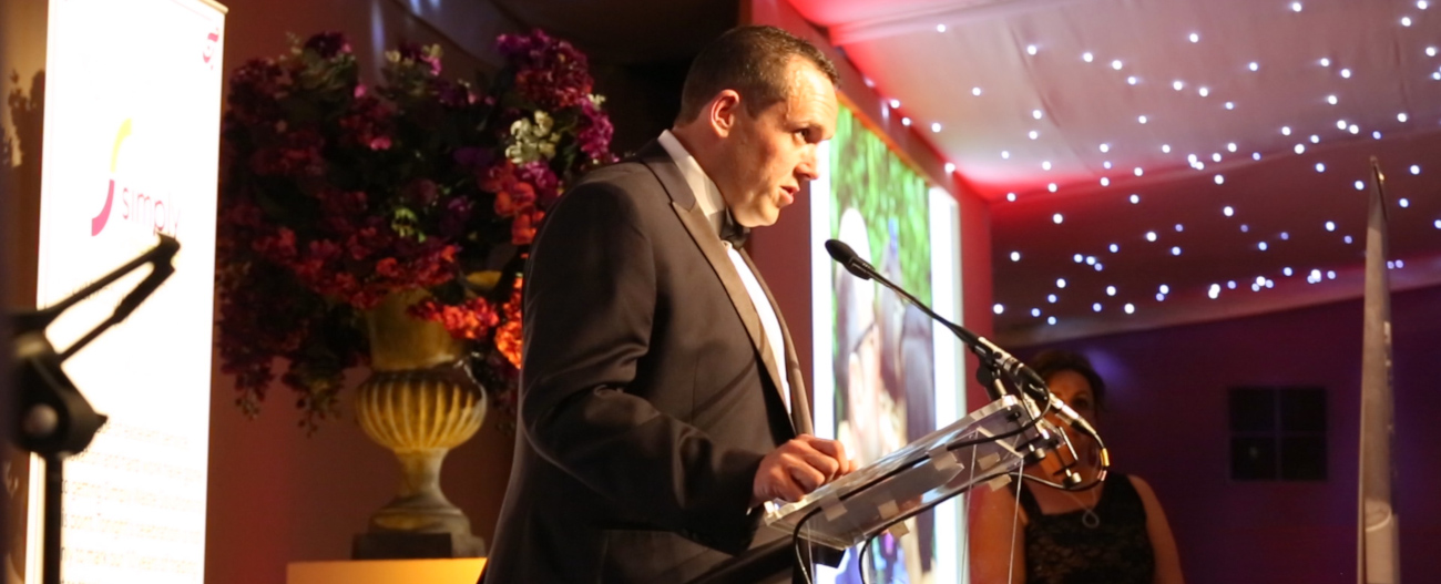 James Capel's speech at Simply Waste Solutions' Summer Charity Ball