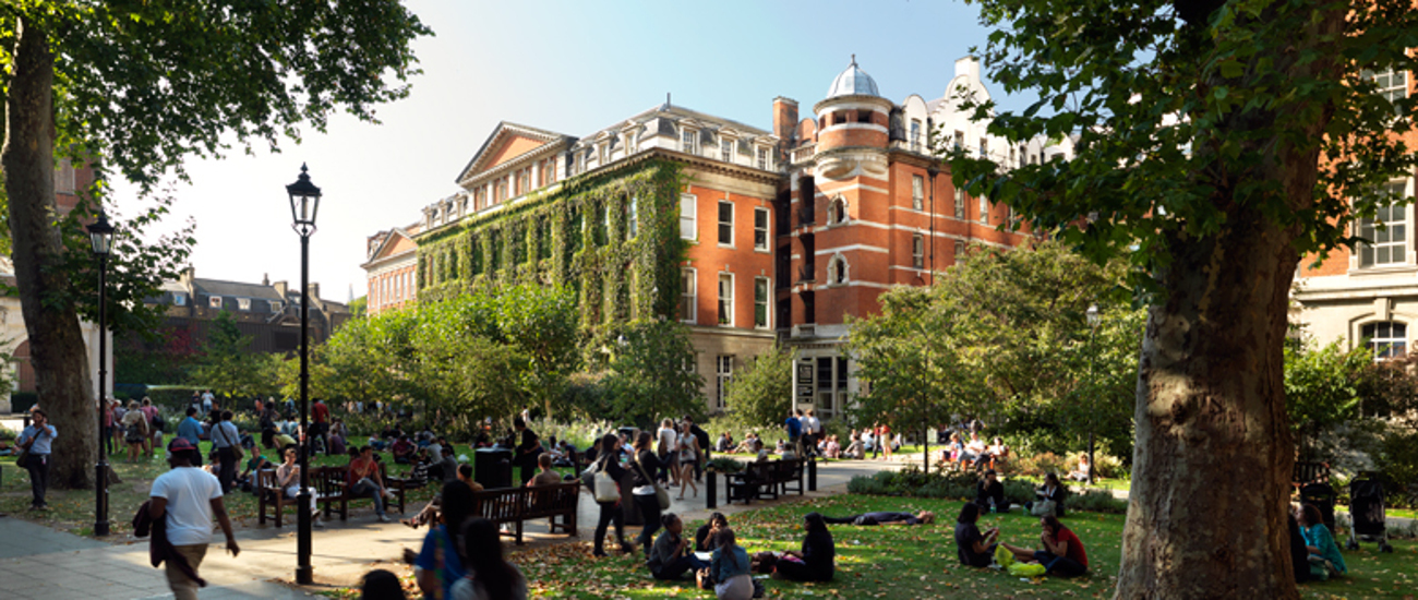 King's College London (KCL) Guys Campus building