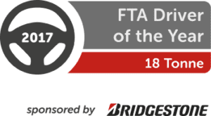 FTA Driver of the year 2017