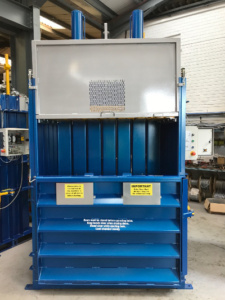 Waste Balers - Large Baler