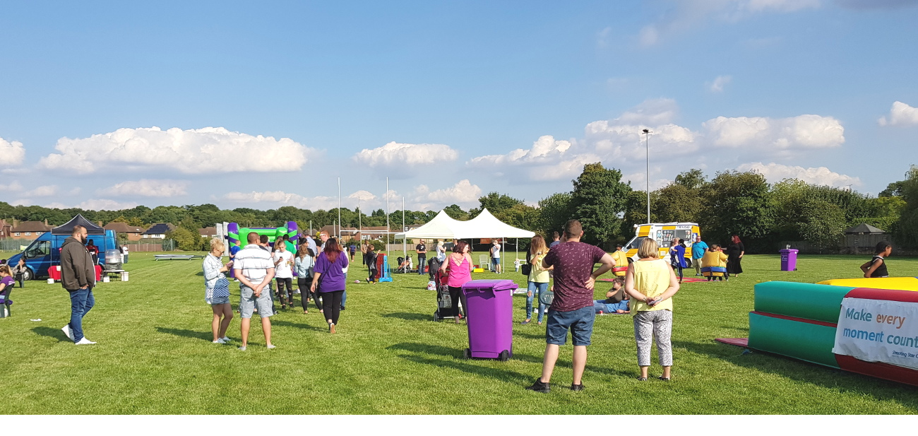 Simply Waste Solutions charity family day