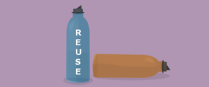 Zero Waste Tip 1, reusing