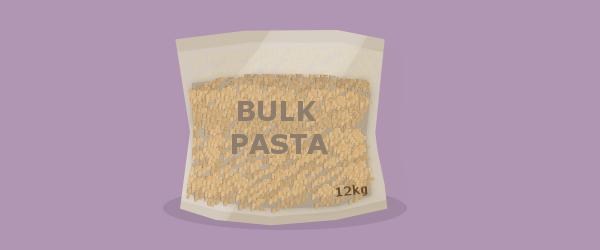 Zero Waste Tip 3, buy in bulk