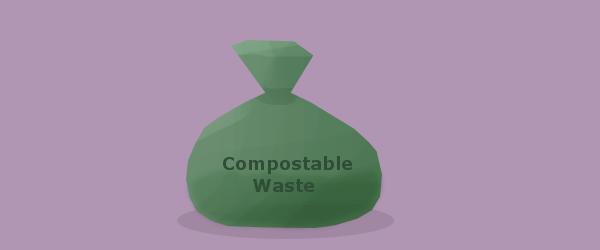 Zero Waste Tip 5, compost food scraps