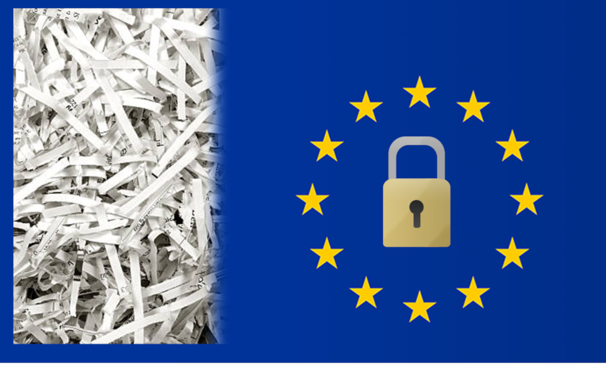 GDPR Shredding