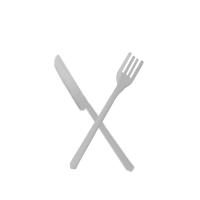 single-use disposable plastic cutlery