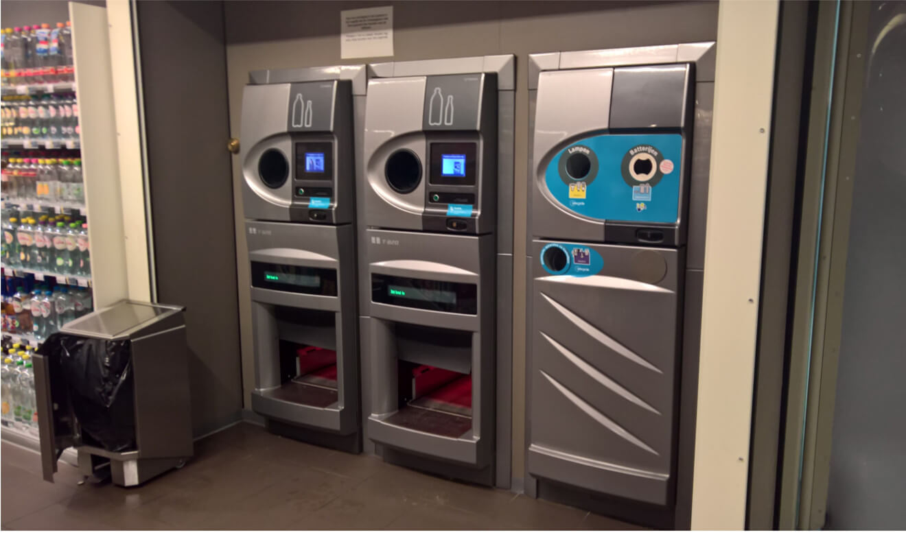 reverse vending, deposit return schemes