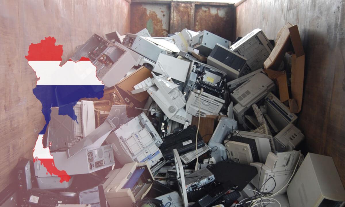 Thailand's waste ban