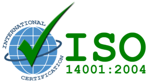 ISO 140012004 credentials