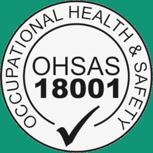 OHSAS 180012007 credentials