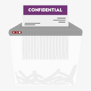 Confidential Business Waste
