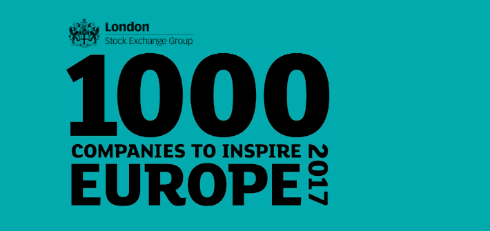 1000 companies to inspire europe 2017
