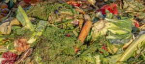 food waste can be recycled via anaerobic digestion