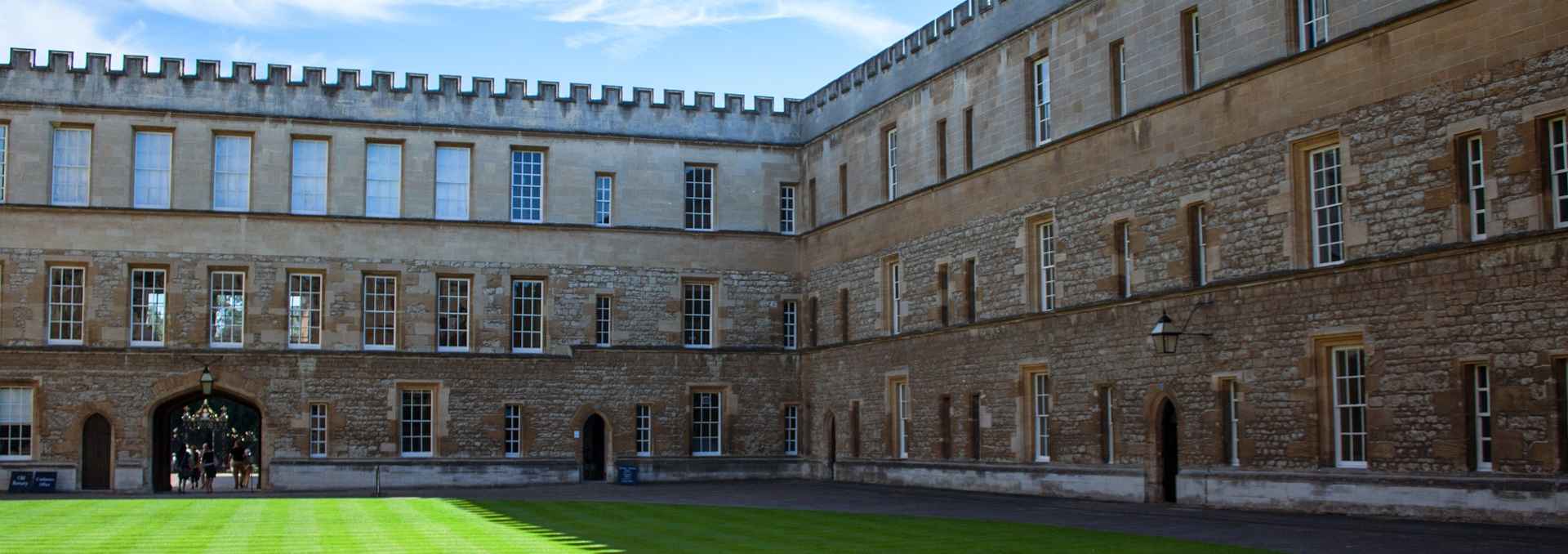 Oxford University, Oxfordshire SWS Locations