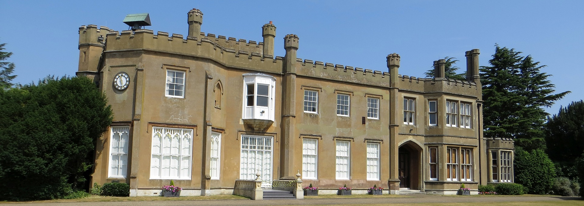 Nonsuch Mansion, Epsom, Surrey SWS Locations