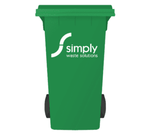Glass Waste Recycling - Wheelie Bins