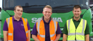 Simply Waste Solutions driver apprentices
