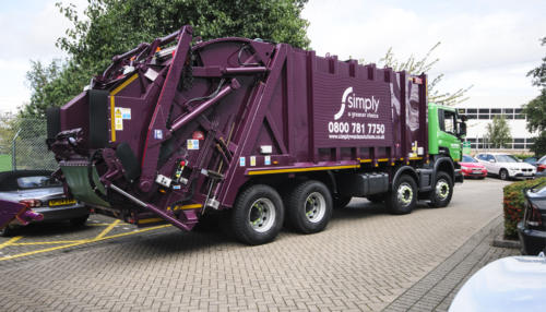 Simply Waste Solutions REL completing its business waste round